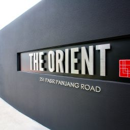The Orient
